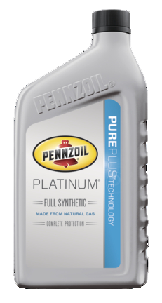 Synthetic Blend Oil >> John R. Young & Co. - Pennzoil